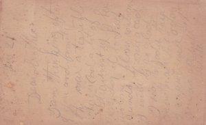 GRAND FALLS , New Brunswick , Canada , PU-1914 ; Postal Note Card