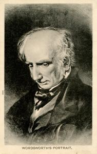 Famous People - William Wordsworth Portrait