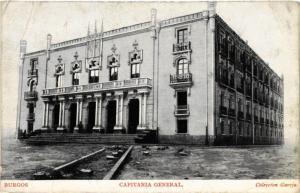 CPA Burgos Capitania General SPAIN (744069)