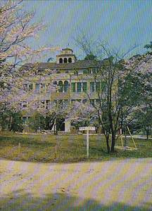 Japan Nishinomiya Kobe College The Music Building