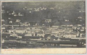 SWITZERLAND - Vintage Postcard - TICINO:  Chiasso 1905