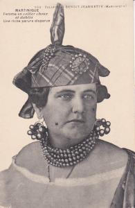 MARTINIQUE , 00-10s : Native Portrait #2