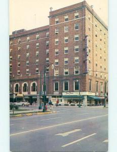 Unused Pre-1980 MARK TWAIN HOTEL Elmira New York NY Q5715