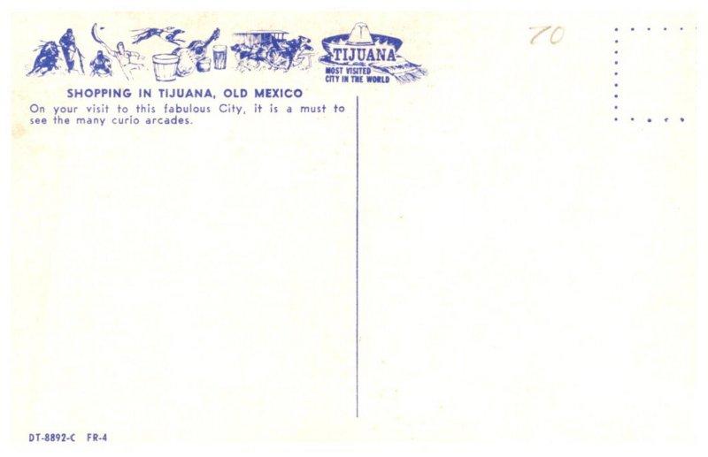 Mexico Tijuana Shopping