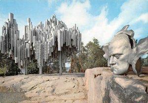 Monument to Jean Sibelius Suomi Finland, Suomi Unused