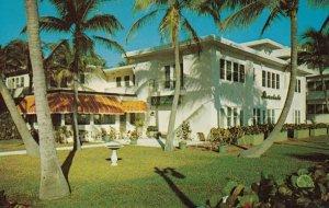 PALM BEACH , Florida , 50-60s ; Shorewinds Ocean Front Hotel
