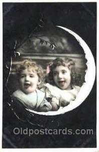 Moon Postcard Postcards