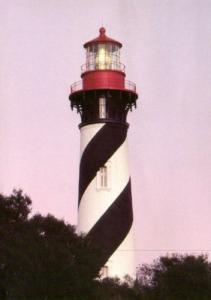St. Augustine, Fla., The LIGHTHOUSE (1986)