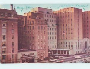 Pre-1980 HOSPITAL SCENE Cleveland Ohio OH hs0189