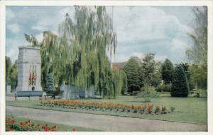 Central Park, Green Lawns, Plants, Calgary, Alberta, Canada, 40´s-60´s