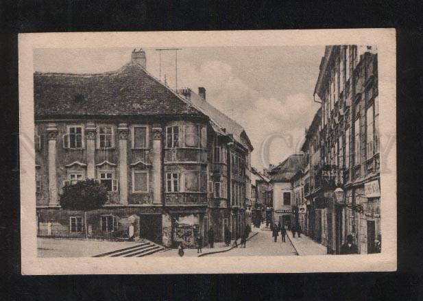 071678 SLOVAKIA Bratislava Dlha street Vintage PC