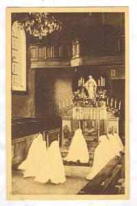 Interior, Chapelle Des Benedictines De Lisieux (Calvados), France, 1900-1910s