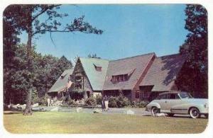 Admin Bldg, Tamiment, Pennsylvania 40-60s