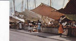 Willemstad, Netherlands West Indies; Floating Market , 50-60s