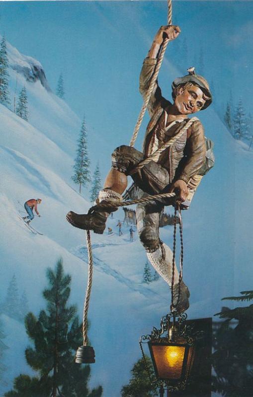 Alpine-Alpa Cheese and Gift Shop Wilmot, Ohio - Mountain Climber - Roadside