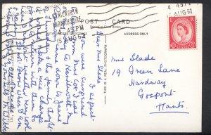 Warwickshire Postcard - Castle Green, Kenilworth    RT675