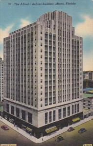 Alfred I duPont Building Miami Florida 1949