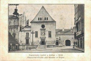 Czech Republic - Kapucínský klášter v Brně 03.00