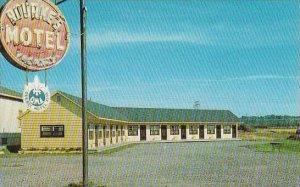 Canada Quebec Les Saules Rourke's Motel