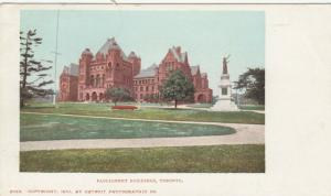 TORONTO, Ontario , 1901 ; Parliament Buildings