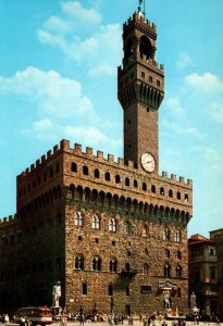 Italy Firenze Citta D'Incanto Piazza della Signoria