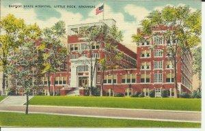 Little Rock, Arkansas, Baptist State Hospital