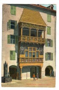 Goldenes Dachl, Innsbruck (Tyrol), Austria, 1900-1910s