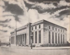 The Public Library - Rochester, New York - Linen