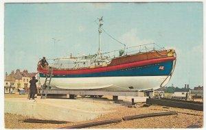 Shipping; RNLI 42 Foot Watson Class Lifeboat Charles Dibdin PPC, Unposted