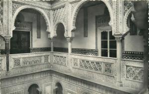 Spain Sevilla Royal Moorish castle