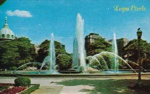 Swann Memorial Fountain At Logan Circle Philadelphia Pennsylvania