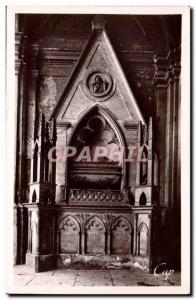 Old Postcard Saint Jean de Maurienne Tomb Hubert white-handed Duke of Savoy