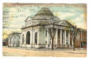 First Baptist Church, Augusta, Georgia, PU-1907