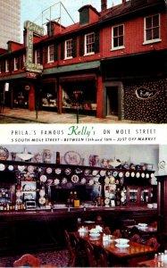 Pennsylvania Philadelphia Kelley's Seafood Rrestaurant On Mole Street
