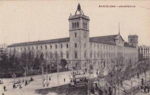 BARCELONA, Universidad, Cataluna, Spain, 00-10s