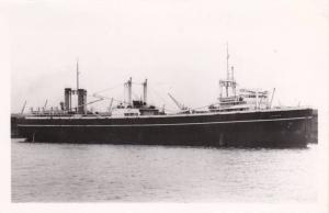 RP: German Freighter Ship VIKLINGEN at Sea
