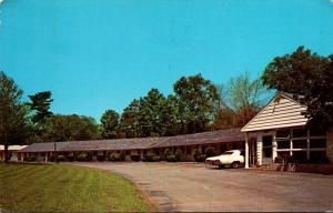New York Hyde Park The Hyde Park Motel 1969