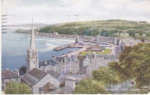Post Card Scotland Argyll and Bute Rothesay from Chapel Hill