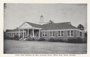 Julius Cline Bldg, Lowman Home, White Rock, South Carolina, 40-60s