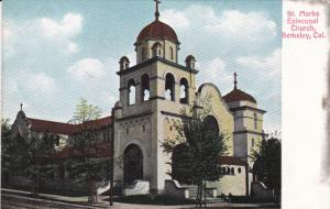 BERKELEY, California, 1900-1910's; St. Marks Episcopal Church