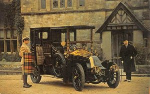 1906 20/30 h.p. RENAULT Montahu Motor Museum Automobile c1960s Vintage Postcard
