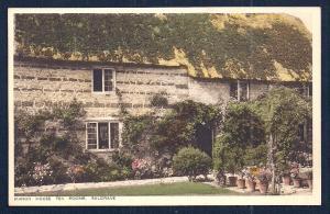 Manor House Tea Rooms Sulgrave England unused c1920's