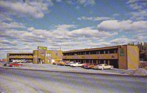 Canada Twin Pine Motor Inn Yellowknife Northwest Territories