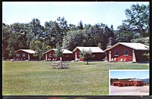 Camp Meade Motor Court Rte 2 Middlesex Vermont