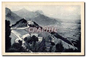 Surroundings of St Nizier Postcard Old Tower Without Venom and Grenoble