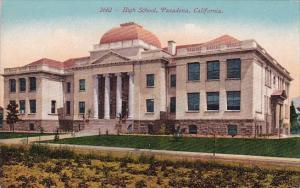 California Pasadena High School