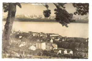 RP; Neuchatel et les alpes, Switzerland, 30-50s