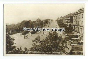 aj0236 - Upper Promenade , Westcliff-on-Sea , Essex - postcard