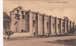 California Los Angeles San gabriel Mission
