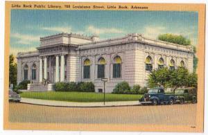 Library, Little Rock, AR